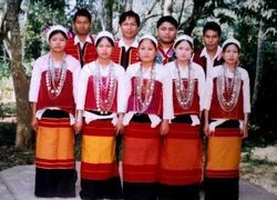 Tanchangya from Tripura (India)